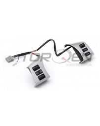350z HR Nissan OEM Steering Wheel ASCD Cruise Control / Radio Control Switch