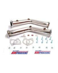 350z DE Tomei EXPREME Straight Front 60mm Pipe