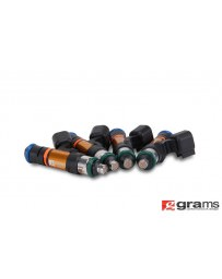 350z Grams Performance Fuel Injectors 550cc