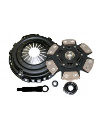 350z HR Competition Clutch Stage 4 - 6 Pad Ceramic Clutch Kit