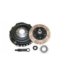 350z HR Competition Clutch Stage 3 Segmented Ceramic Clutch Kit