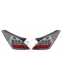350z Nismo JDM B65E0-CF50A Clear Tail Lights