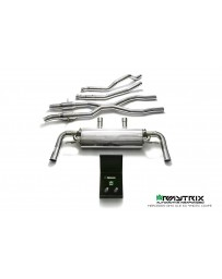 ARMYTRIX Stainless Steel Valvetronic Catback Exhaust System Mercedes-Benz GLE63 AMG M157 16-18