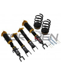 350z ISC Suspension N1 Coilovers