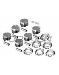 370z Wiseco Piston Set, 95.5mm 9:1 Compresion