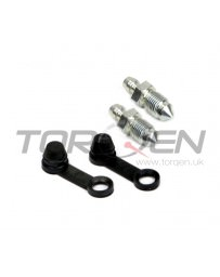 350z Nissan OEM Brembo Bleeder Screw Set