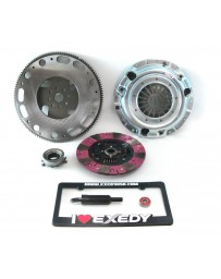 Toyota GT86 Crawford Performance SPEC Stage 2+ Clutch and Flywheel Kit