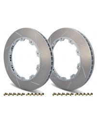 R35 GT-R Girodisc Front Rotor Rings Pair