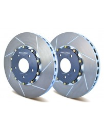 EVO 8 & 9 Girodisc 2-Piece Replacement Front Rotors
