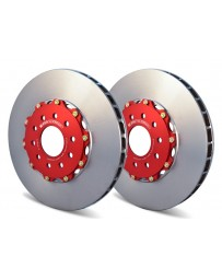 EVO 8 & 9 Girodisc 2-Piece Ultralite Rear Rotors
