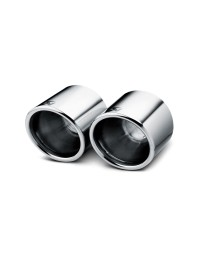 Akrapovic MINI JCW (R56) / JCW Cabrio (R57) 2009-2014 Tail Pipe Set Titanium