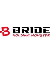 Nissan GT-R R35 Bride Stradia II Reclining Seat, Gradation CFRP Carbon Fiber - Low Max System