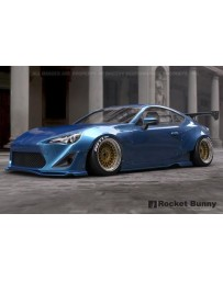 Toyota GT86 GReddy X Rocket Bunny Front Over-Fenders (only) +45mm