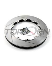 370z DBA Replacment Rotor Disc - Sport Model - Akebono, Slotted