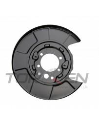 350z Nissan OEM Rear Dust Shield RH, with Brembo Calipers