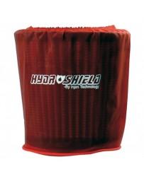 370z Injen HydroShield Pre-Filter / Filter Sock Red- Pair of 2