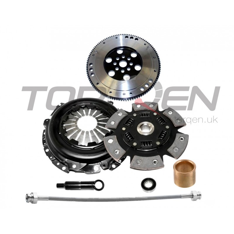 350z HR Competition Clutch & Light Flywheel Pack - Stage 1