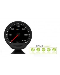350z Greddy Sirius Oil Pressure Meter - 74mm