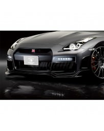 Nissan GT-R R35 Tommy Kaira Front Lip Spoiler