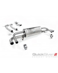 QuickSilver Exhausts Bentley Bentayga Sport Exhaust System (2016 on)