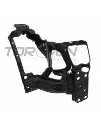 350z HR Nissan OEM Headlight Bucket Radiator Core Support Brace, RH