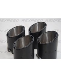 f723cb28ba Nissan GT-R R35 Rexpeed Dry Carbon Exhaust Tips