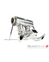 QuickSilver Exhausts Bugatti Veyron 16.4 Sport Exhaust (2005-15) Titanium Ultralight