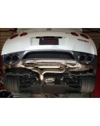 Nissan GT-R R35 Mine's Silence VX Pro Titan II