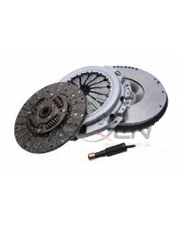 350z HR JWT Jim Wolf Technology flywheel and clutch kit - 26lb nodular flywheel and 900kg clutch