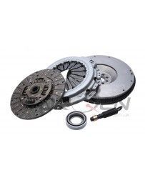 350z DE JWT Jim Wolf Technology Clutch & Flywheel Kit, Nodular Iron 26lb Flywheel - 900kg clamping force