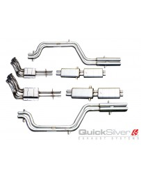 QuickSilver Exhausts Ferrari 275 GTB GT4 Stainless Steel Exhaust (1966-68)
