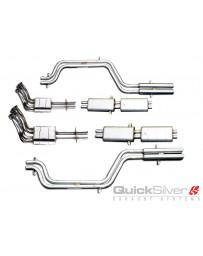 QuickSilver Exhausts Ferrari 275 GTB GT4 Stainless Steel Exhaust (1966-68)