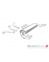 QuickSilver Exhausts Ferrari 288 GTO Stainless Steel Exhaust (1984-86)