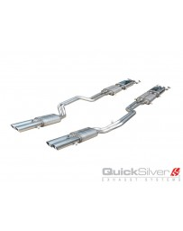 QuickSilver Exhausts Ferrari 365 GT4 2 plus 2 Stainless Steel Exhaust (1972-76)