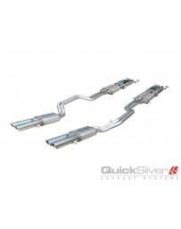QuickSilver Exhausts Ferrari 365 GT4 2 plus 2 Stainless Steel Exhaust (1972-76)