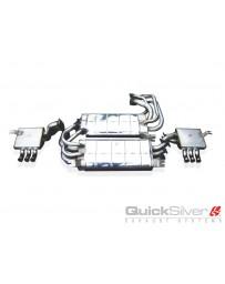 QuickSilver Exhausts Ferrari 365 GT4 BB Original Design Stainless Steel Exhaust (1973-76)