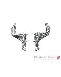 QuickSilver Exhausts Ferrari 365 GTB 4 Daytona S2 Stainless Steel Manifolds (1970-74)