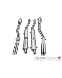 QuickSilver Exhausts Ferrari 500 Super Fast Stainless Steel Exhaust (1964-66)