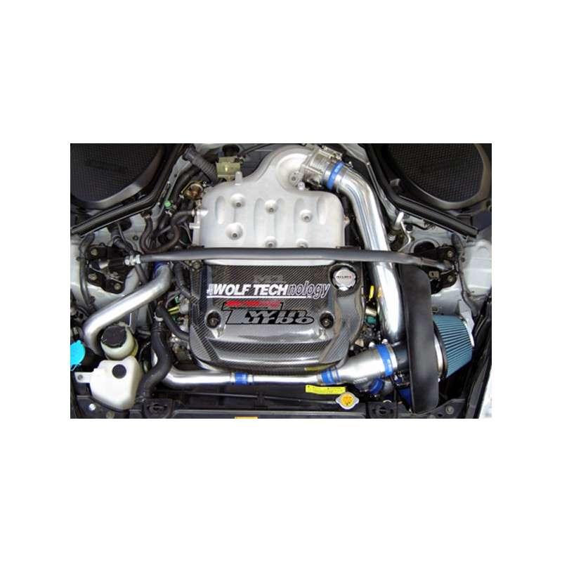 350z de jwt jim wolf technology twin turbo kit - lhd