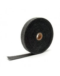 "R34 DEI Black Exhaust / Header Wrap 1"" x 50ft"