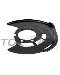 R34 Nissan OEM Front Brake Dust Shield, Non-Sport LH