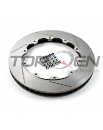 R34 StopTech ST40 Replacement Slotted 332x32mm BBK Aero Rotor - LEFT