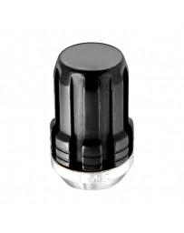 370z McGard Black SplineDrive Cone Seat Lug Nut Set