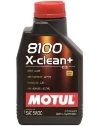 350z DE MOTUL 8100 X-Clean+ 5L