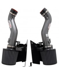 350z HR AEM Dual Cold Air Intake System, Gray