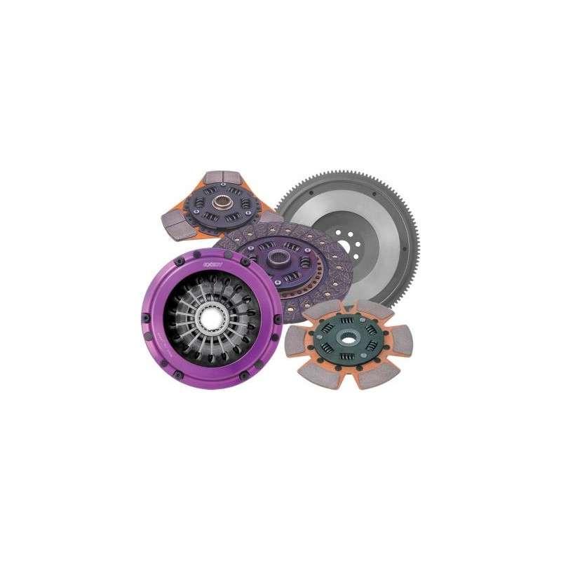 R34 Exedy Hyper Single / Hyper Multi Carbon Disc Assembly Rigid Disc