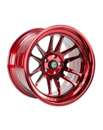 "COSMIS RACING - XT-206R Hyper Red (18"" x 11"", +8 Offset, 5x114.3 Bolt Pattern, 73.1mm Hub)"