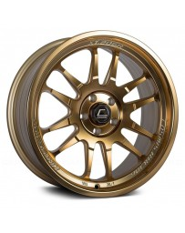 "COSMIS RACING - XT-206R Hyper Bronze (17"" x 8"", +30 Offset, 5x114.3 Bolt Pattern, 73.1mm Hub)"