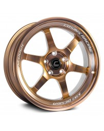 "COSMIS RACING - XT-006R Hyper Bronze (18"" x 9.5"", +10 Offset, 5x114.3 Bolt Pattern, 73.1mm Hub)"