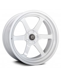 "COSMIS RACING - XT-006R White (18"" x 9"", +35 Offset, 5x100 Bolt Pattern, 73.1mm Hub)"